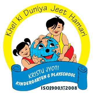 Kristujyoti Kindergarten Logo